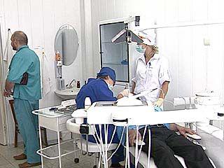 Среди стоматологов проводится конкурс