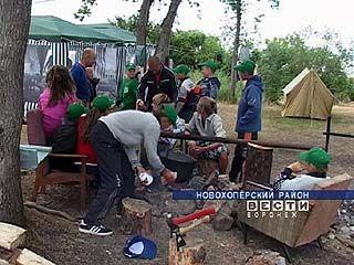 Стала известна цена на детский отдых и количество самих лагерей в области