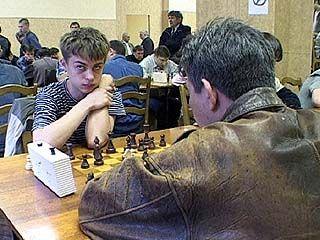 Стартовал 8-й международный шахматный фестиваль