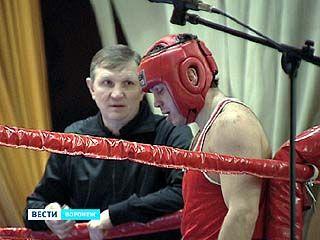 Стартовал боксерский турнир, посвященный 69 годовщине освобождения