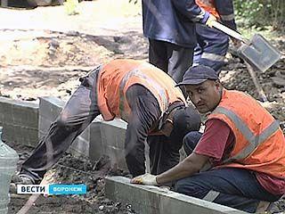 Стартовал большой ремонт дворов по заявкам воронежцев