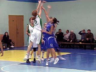 Стартовал Чемпионат России по баскетболу среди женских команд