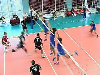 Стартовал чемпионат России по волейболу среди мужских команд перовой лиги