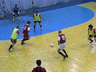 Стартовал традиционный мини-футбольный турнир памяти Владимира Затонского