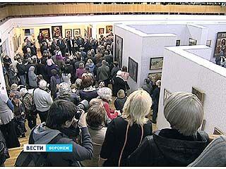 Стартовала Всероссийская выставка, посвященная 175-летию Ивана Крамского