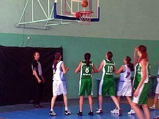 Стартовало первенство России по баскетболу среди женских команд