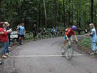 Стартовало первенство России по велоспорту
