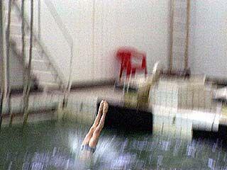 Стартовало зимнее первенство по прыжкам в воду