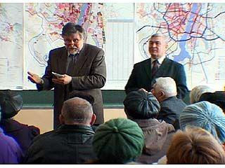 Строительные проблемы обсуждали в Управе Коминтерновского района