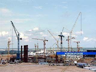 Строительство НВАЭС-2 набирает обороты