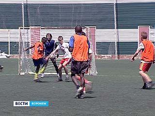 Студенческие команды Воронежа провели турнир по футболу