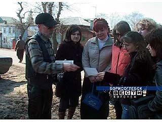 Студенты Борисоглебского пединститута изучают культурное краеведение