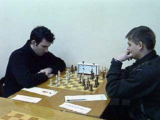 Студенты сразились в блиц турнире
