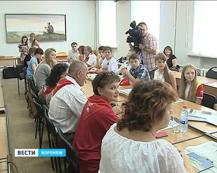 """Студенты ВГПУ будут практиковаться во всесоюзной здравнице """"Артек"""""""