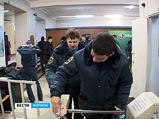 Студенты Воронежского технического университета против турникетов