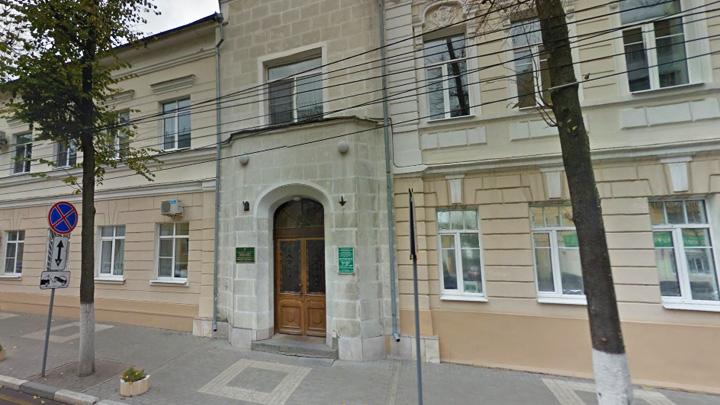 Неизвестный сообщил о заминировании больницы в центре Воронежа