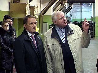 Судьба Воронежского шинного завода уже не вызывает опасений