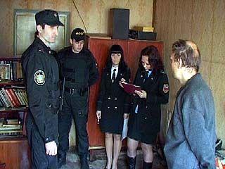 Судебные приставы наложили арест на имущество неплательщиков