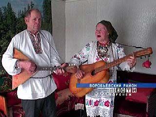 Супруги Осьмачкины идут по жизни с песней уже 40 лет