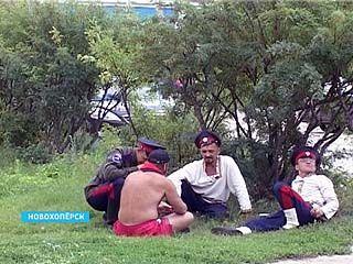 Свидетелей погрома лагеря геологов в поселке Сорокинский начали допрашивать полицейские