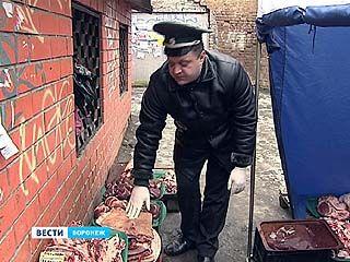 Свинина у подъезда - опасна для здоровья - подтвердил Россельхознадзор