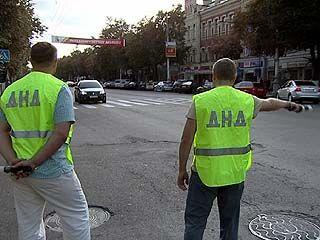 Свисток, жезл и добрая воля - в помощь воронежским милиционерам
