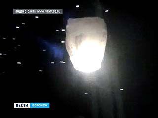 Своеобразный подарок к юбилею подготовили жители Воронежа