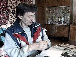 Свой день рожденья отметила чемпионка СССР Светлана Левина