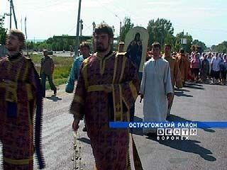 Святые мощи Святителя Митрофана возвращаются в Воронеж