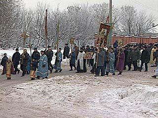 Святыни христианства доставлены в Воронеж из Рима