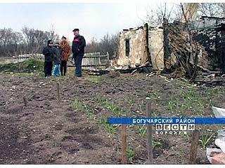 Сжигание стерни стало причиной пожаров в Богучарском районе