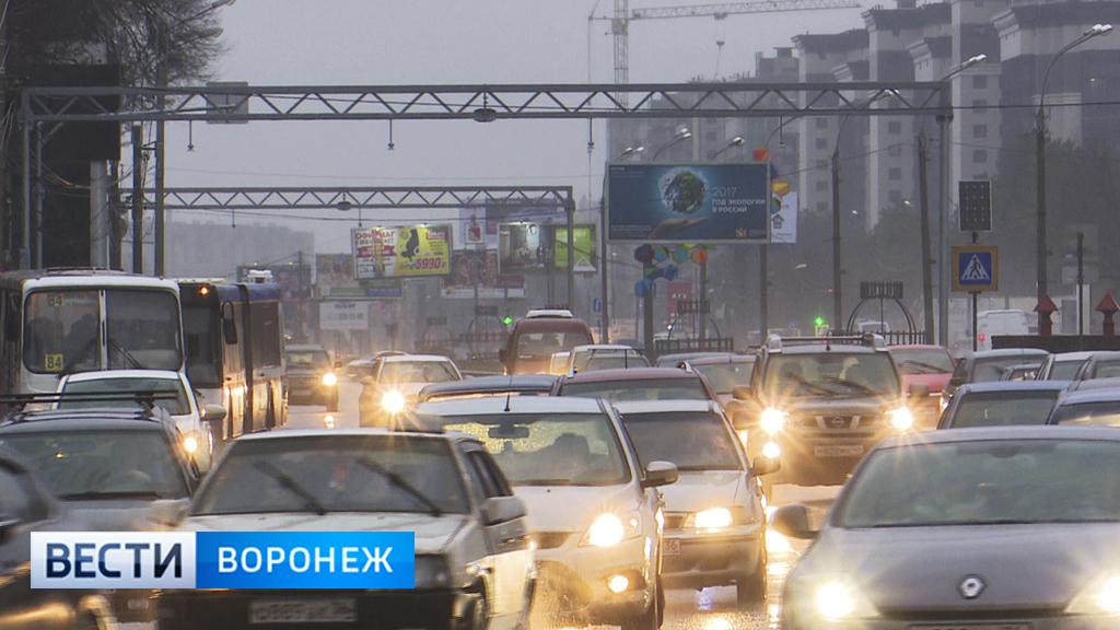 В Воронеже продолжат установку «умных светофоров»