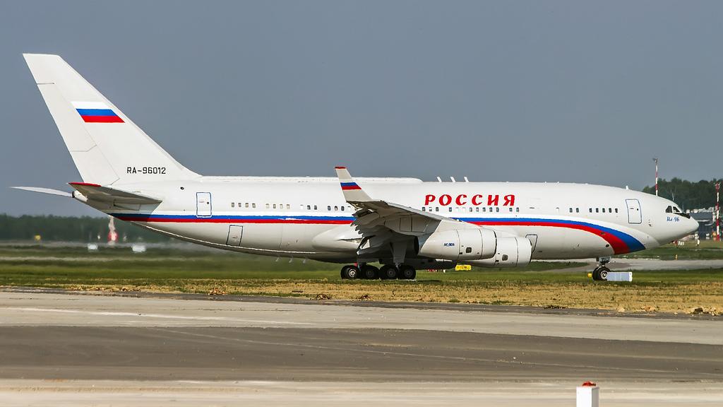 На Воронежском авиазаводе построят два «президентских» Ил-96-300
