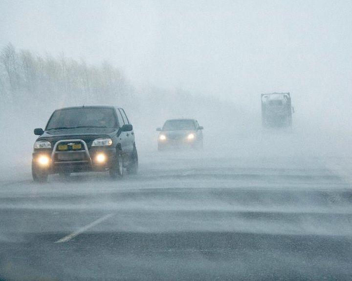 ВВоронежской области ожидаются снегопад исильный ветер