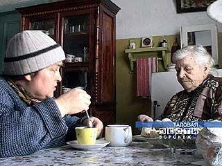 Таловская служба соцработников существует 17 лет