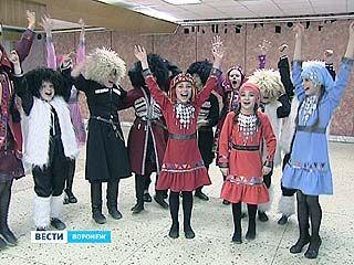 "Танцоры воронежского ансамбля ""Арагви"" стали лауреатами международного фестиваля"