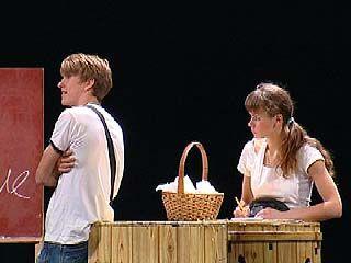 Театр маленьких актеров отмечает свое 10-летие