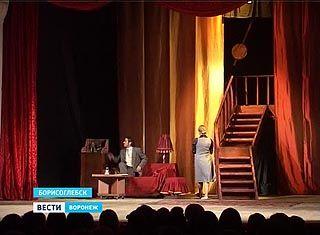 Театральный сезон в Борисоглебске - это сказка, детектив и новые актёры
