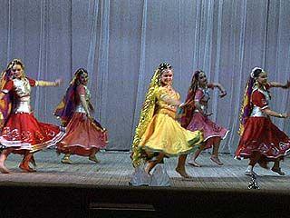Театру индийского танца - 10 лет