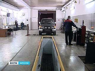 Техосмотр в Воронежской области подорожал