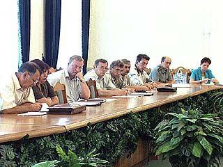 Темой Всероссийского селекторного совещания стали выборы