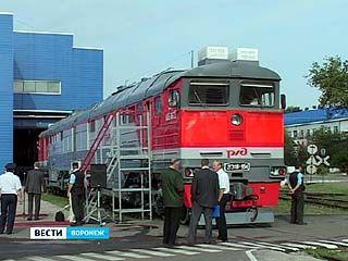 Тепловозоремонтный завод внедрил новую технологию ремонта локомотивов