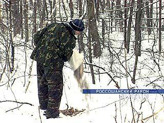 Тишанские охотники разводят кабанов и оленей