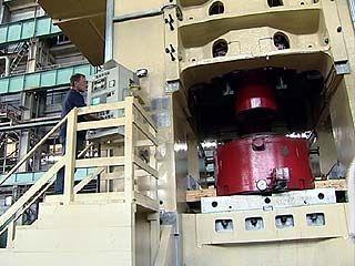 ТМП изготовил оборудование для штамповки автомобильных комплектующих