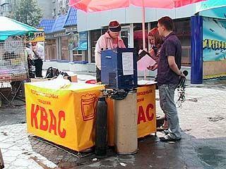 Точек с прохладительными напитками в Воронеже должно стать больше