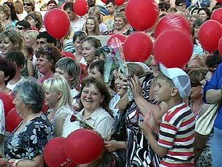 """Торговая сеть """"Милавица"""" устроила для воронежских дам праздник"""