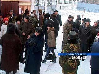 Торговцев Борисоглебска призвали покинуть баррикады