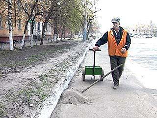 Традиционный субботник прошел в Воронеже