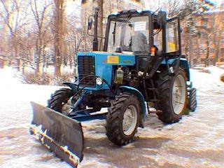 Трактор на растительном масле или альтернативное топливо