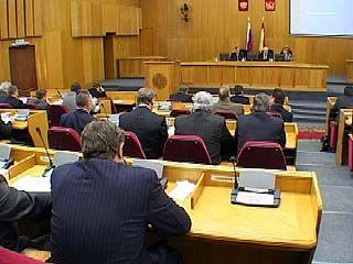 Трехлетний бюджет Воронежской области принят во втором чтении